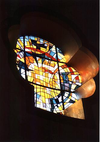 Auferstehungsfenster.