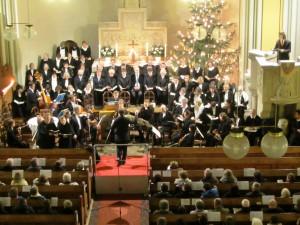 Weihnachtsoratorium Januar 2016