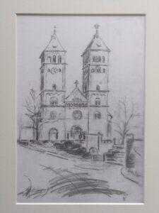 Taborkirche 18.11.1945