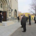 14.03.2021 - Erklärung Kirchenportal durch Herrn Dinter